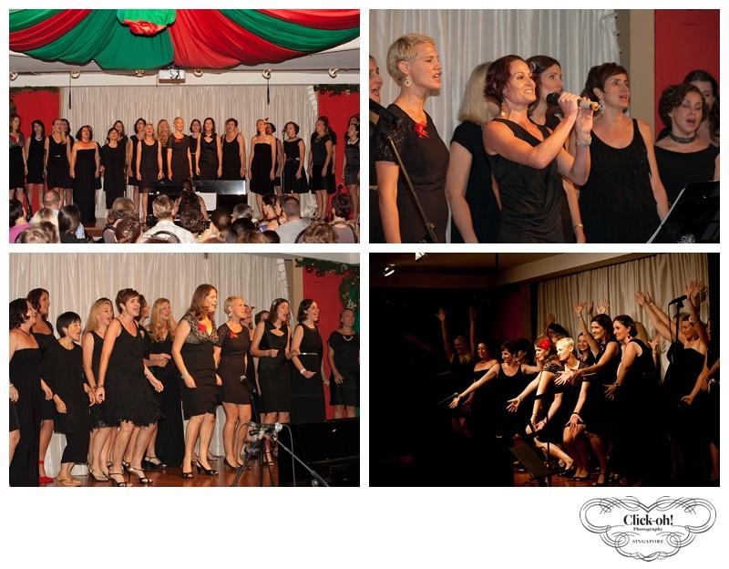 Numama choir