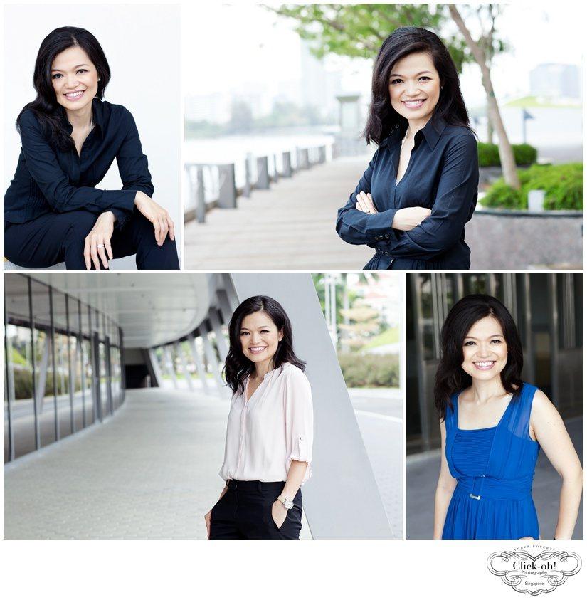 corporate headshot singapore