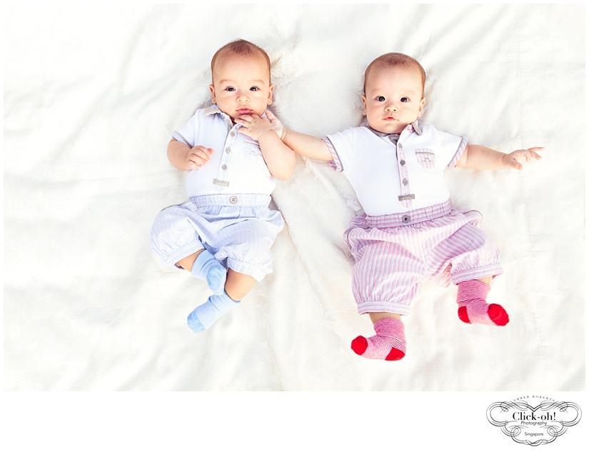 twins photo shoot